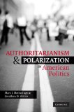 Authoritarianism and Polarization in American Politics 2009 9780521711241 Front Cover