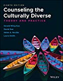 Counseling the Culturally Diverse Theory and Practice 9781119448242 Front Cover