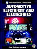 Automotive Electricity and Electronics 2004 9780130842244 Front Cover