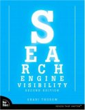 Search Engine Visibility 2nd 2007 Revised  9780321503244 Front Cover