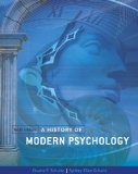 History of Modern Psychology 10th 2011 9781133316244 Front Cover