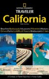 California - National Geographic Traveler 3rd 2008 Revised 9781426203244 Front Cover