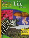 Holt Science and Technology Student Edition Life Science 2007 2007 9780030462245 Front Cover