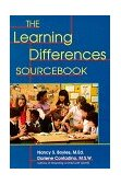 Learning Differences Sourcebook 1st 1998 Reprint 9780737300246 Front Cover