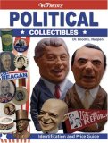 Political Collectibles Identification and Price Guide 2008 9780896896246 Front Cover