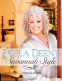 Paula Deen's Savannah Style 2010 9781416552246 Front Cover