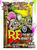 Workshop of Filthy Creation The Art of Johnny Ace and Kali Verra 2008 9781593079246 Front Cover