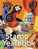 2005 Commemorative Stamp Yearbook 2005 9780060528249 Front Cover