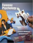 Forensic Psychology 2nd 2004 Revised 9780534632250 Front Cover