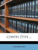 Contes D'Ete 2010 9781147976250 Front Cover