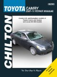 Toyota Camry 2007 Thru 2011 2011 9781563929250 Front Cover