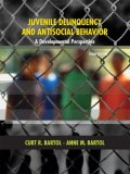 Juvenile Delinquency and Antisocial Behavior A Developmental Perspective 3rd 2008 9780131599253 Front Cover