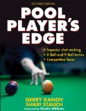 Pool Player's Edge 2nd 2010 Revised  9780736087254 Front Cover