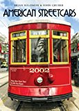 Streetcars of America 2014 9780747813255 Front Cover