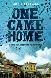 One Came Home 2013 9780375969256 Front Cover