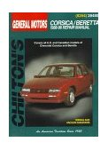 Chevrolet Corsica and Beretta, 1988-1996 1998 9780801988257 Front Cover