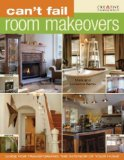 Can't Fail Room Makeovers 2008 9781580114257 Front Cover
