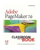 Adobe Pagemaker 7.0 2001 9780201756258 Front Cover