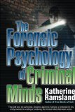 Forensic Psychology of Criminal Minds 1st 2010 9780425232262 Front Cover
