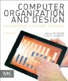 Computer Organization and Design The Hardware/Software Interface cover art