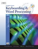 College Keyboarding Complete Lessons 1-120 16th 2005 Revised 9780538728263 Front Cover