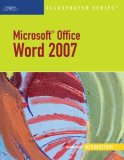 Microsoft Office Word 2007 1st 2007 9781423905264 Front Cover