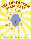 Enneagram Made Easy Discover the 9 Types of People 1994 9780062510266 Front Cover