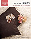 Easy-To-Sew Pillows Great Patterns for a Stylish Home 2013 9781621138266 Front Cover