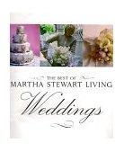 Best of Martha Stewart Living Weddings 1999 9780609604267 Front Cover