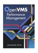 OpenVMS Performance Management 1995 9781555581268 Front Cover