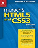 Murach's HTML5 and CSS3 (4th Edition) 4th 2018 9781943872268 Front Cover