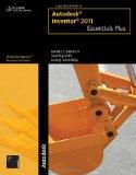 Autodesk Inventor 2011 Essentials Plus 1st 2010 9781111135270 Front Cover