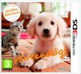 Case art for Nintendogs + Cats: Golden Retriever & New Friends