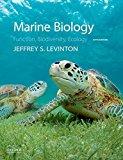 Marine Biology: Function, Biodiversity, Ecology cover art
