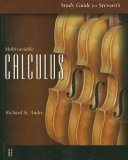 Study Guide for Stewart's Multivariable Calculus, 6th 6th 2007 9780495012276 Front Cover