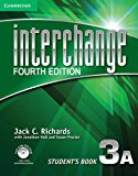 Interchange, Level 3 4th 2012 Student Manual, Study Guide, etc. 9781107698277 Front Cover