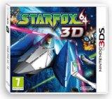 Case art for Star Fox 64 3D (Nintendo 3DS)