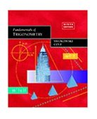 Fundamentals of Trigonometry 9th 1998 Revised  9780534361280 Front Cover