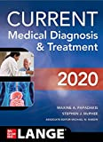 CURRENT Medical Diagnosis and Treatment 2020 59th 2019 9781260455281 Front Cover
