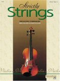 Strictly Strings, Violin 1996 9780739003282 Front Cover
