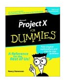 Microsoft� Project 2002 for Dummies� 3rd 2002 Revised 9780764516283 Front Cover