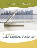 Principles of Information Systems 9th 2009 9780324665284 Front Cover