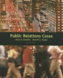 Public Relations Cases 7th 2006 9780495050285 Front Cover