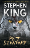 Pet Sematary 1st 2002 Reprint 9780743412285 Front Cover