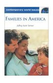 Families in America A Reference Handbook 2002 9781576076286 Front Cover