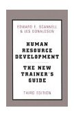 Human Resource Development The New Trainer's Guide 3rd 2000 9780738203287 Front Cover