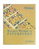 Research Methods in Psychology 3rd 2001 9780618170289 Front Cover