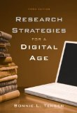 Research Strategies for a Digital Age 3rd 2009 9781428231290 Front Cover