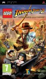 Case art for LEGO Indiana Jones 2 The Adventure Continues (Sony PSP) (UK Import)