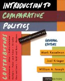 Introduction to Comparative Politics 5th 2009 9780547216294 Front Cover